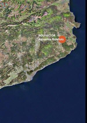 NOU SECTOR · Aiguaviva · Riudellots