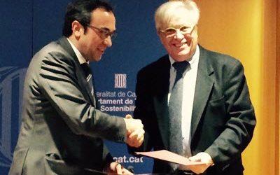 La Generalitat signa amb l'ONU un memoràndum per aplicar un model urbanístic sostenible a Catalunya