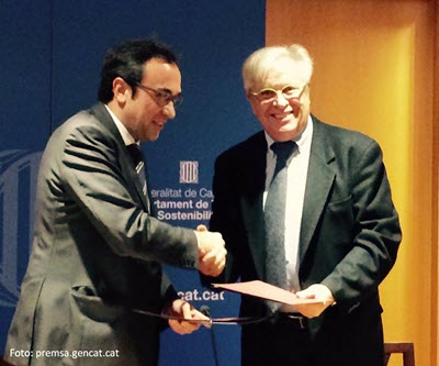 Government signs memorandum with UN to apply sustainable urban-planning model in Catalonia