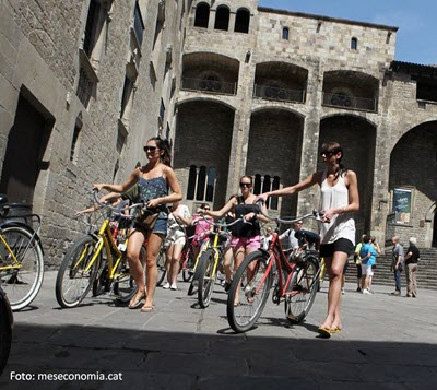 Catalonia, with 18 million tourists and 4% growth, top tourist destination in Spain