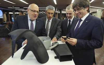 Catalonia to be home to large global 3-D printing hub