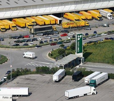 El parque logístico de Cataluña aumentará un 20,5% hasta finales de 2018