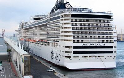 Port of Barcelona to get new MSC cruise terminal