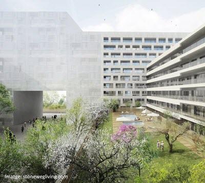 El fondo Stoneweg invierte 180 millones de euros en proyectos inmobiliarios en Catalunya