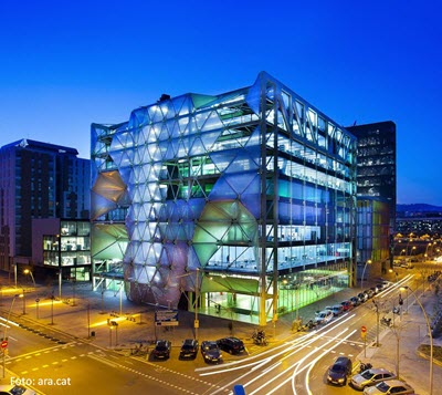 Barcelona inaugurates a business incubator for companies specialising in high technology at the 22@