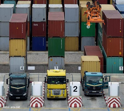 Catalan exports grew by 9.5% in the first half of 2017 and totalled 35,640 million euros, a new record