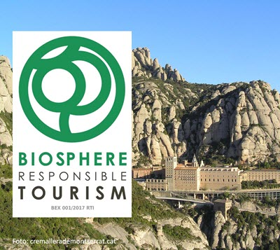 Barcelona has received Biosphere certification as a sustainable tourist destination