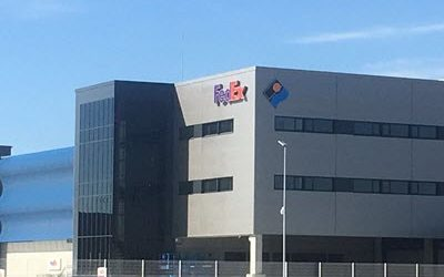 The American Multinational FedEx opens a Logistics Centre in Barcelona
