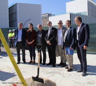 The First Stone has been laid at the Diagonal-Besòs Campus University Residence