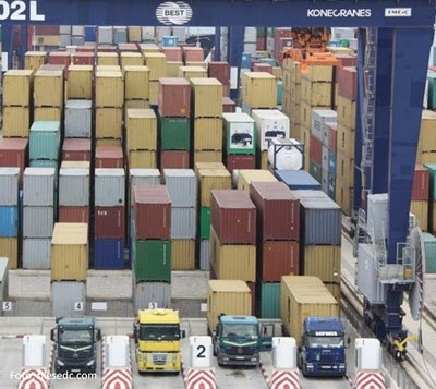 An 8.4% Growth for Catalan Exports during the first 9 Months of 2017