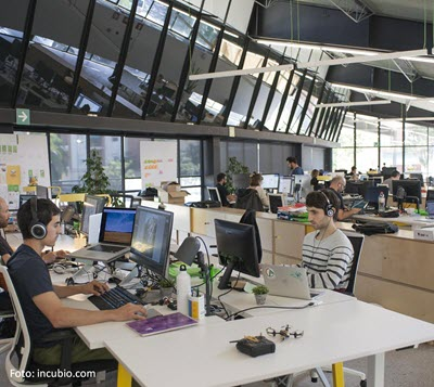 Companies created in Catalonia rose by 20% between September and October