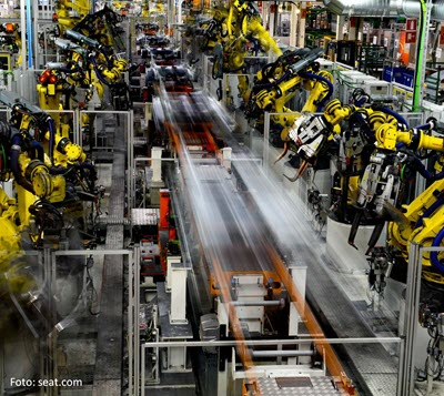 The Catalan economy grew by 3.4% in the third quarter, driven by industry and construction