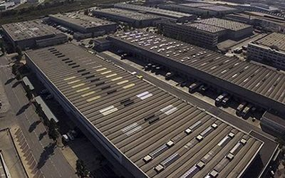 The ZAL will be investing 18 million euros into the new 35,000 m2 facilities of Alfil Logistics