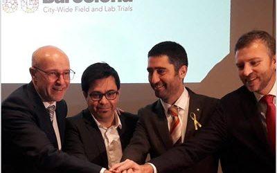 Projecte 5GBarcelona, per convertir la ciutat en el primer Living Lab 5G d'Europa i del món