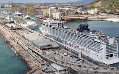 The Port of Barcelona consolidates its growth with a 48.5% increase in goods transport and 867 cruisers for 2018