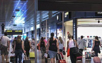 El Prat has beaten its record, with 47 million passengers in 2017