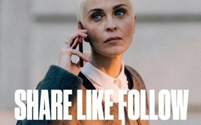 Barcelona launches the Share Like Follow Barcelona campaign, designed to be shared