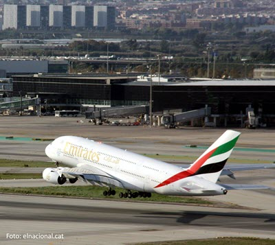 Barcelona's airport, El Prat, will build a new terminal for intercontinental flights exclusively