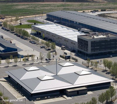 The contracting of warehouses and logistic platforms grows a 50% in Catalonia during the first quarter