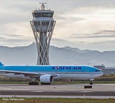 Barcelona-El Prat, l'aeroport europeu que més creix en rutes intercontinentals