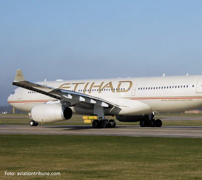 Eithad Airways will connect Barcelona and Abu Dhabi from November onwards