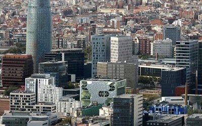 El districte 22@ assoleix la xifra més alta de contractació d'oficines dels darrers deu anys