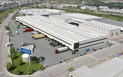 The Logistics Market in Catalonia grows to almost 75%, with nearly 400,000 m² accounted for