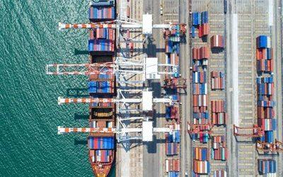 Les exportacions catalanes creixen un 2,9% el primer semestre, el millor de la sèrie histórica