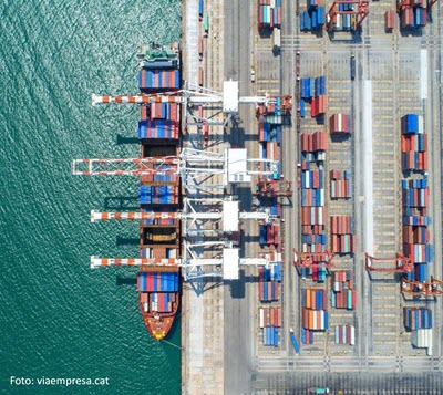 Catalan exports increase by 2.9% over the first semester, the best of the historic series