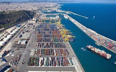 The Port de Barcelona traffic exceeds 45m tonnes between January and August, a growth of 14%