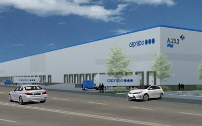 Caprabo will open a 25,000 m2 logistics centre at Port de Barcelona's ZAL