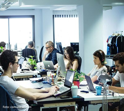 Catalonia consolidates as a pole of attraction for start-ups, with 1,300companies and almost 14,000workers