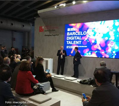 The arrival of technological companies to Barcelona triggers talent search within the sector