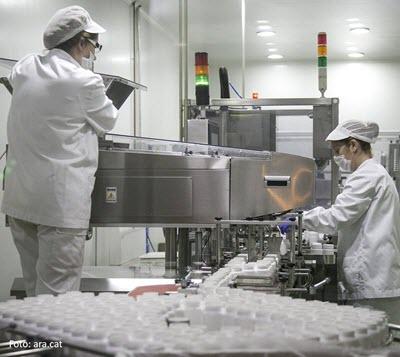 Les exportacions catalanes d'alta tecnologia creixen un 5,6% el primer trimestre