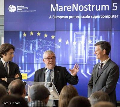 Barcelona acogerá uno de los tres próximos grandes superordenadores de Europa