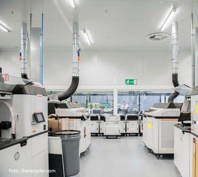 HP abre el centro 3D industrial más grande del mundo en Cataluña, con 14.000 m2