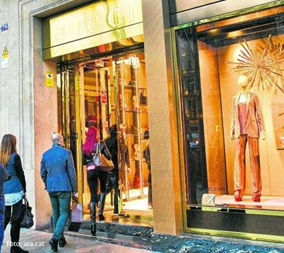 Barcelona attracts 50% of all sales made by luxury tourists in Spain