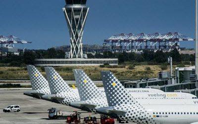 El Prat registra 35,6 millones de pasajeros hasta agosto, un 5,2% más que en 2018