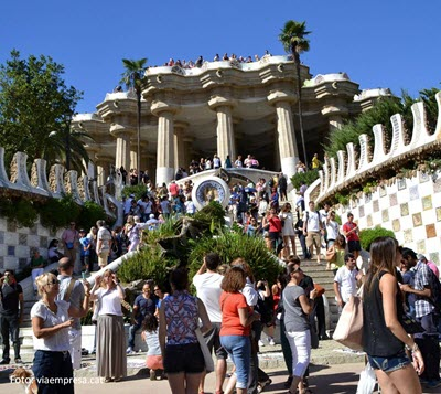 Tourists' spending in Catalonia increases: 12,348 million up until July
